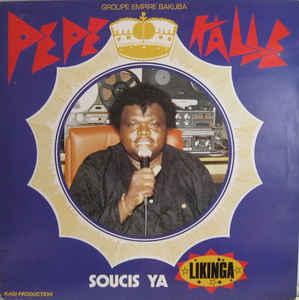 Pepe Kalle & Empire Bakuba – Soucis Ya Likinga 80s CONGO Soukous Folk Music ALBUM