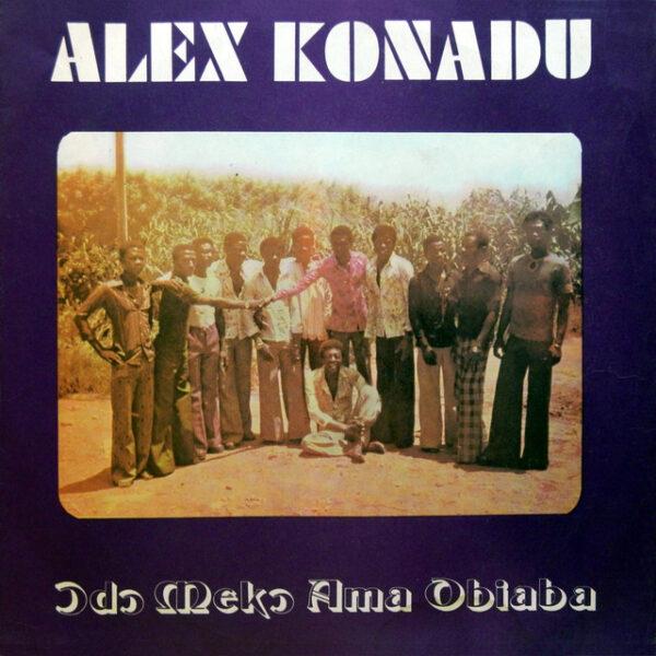 Alex Konadu – Ɔdɔ Mekɔ Ama Obiaba 80s GHANA Highlife Folk Music ALBUM