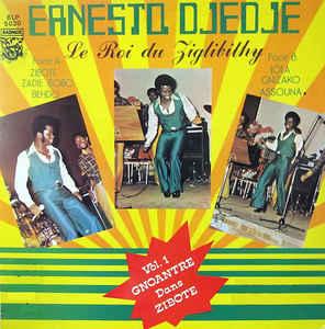 Ernesto Djedje – Le Roi Du Ziglibithy 70s IVORY COAST Soukous Music ALBUM