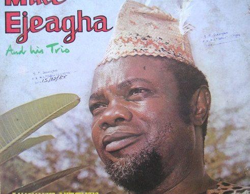 Gentleman Mike Ejeagha And His Trio – Akukwo N'Egwu Vol. 2 70s NIGERIAN Highlife Folk Music ALBUM