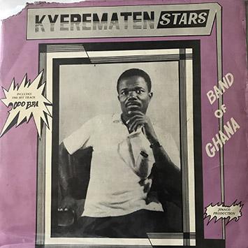 Kyerematen Stars Band Of Ghana – Odo Bra 80's GHANAIAN Highlife Folk Music ALBUM