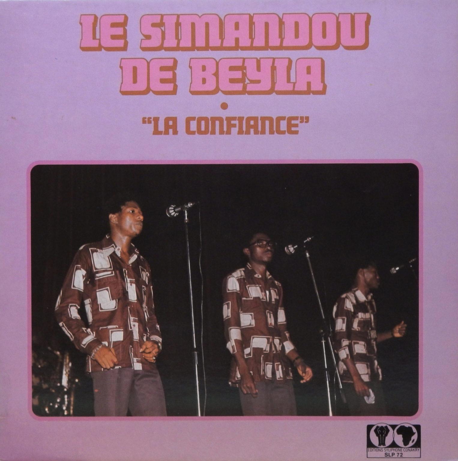 Le Simandou De Beyla – La Confiance 70s GUINEA Afro-Cuban Latin Rumba Music ALBUM