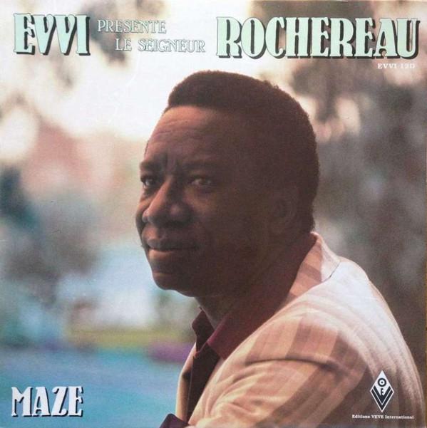 Tabu Ley Rochereau – Maze 80s KENYAN Soukous Rumba Folk Music ALBUM