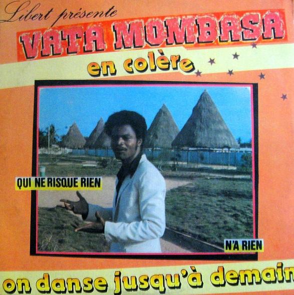 Vata Mombasa – En Colere 80s CONGO Soukous Folk Music ALBUM