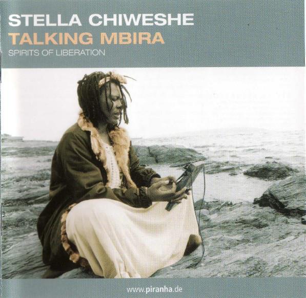 Stella Chiweshe – Talking Mbira Spirits of Liberation ZIMBABWE African Folk Music ALBUM Songs