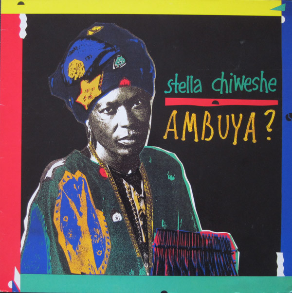 Stella Chiweshe – Ambuya? 80s ZIMBABWE Mbira Tribal Folk Music ALBUM
