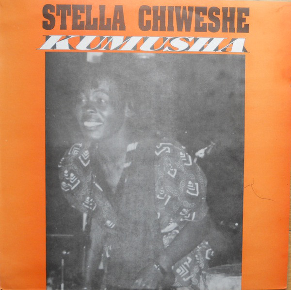 Stella Rambishai Chiweshe – Kumusha ZIMBABWE Mbira Folk Music ALBUM Lp Songs