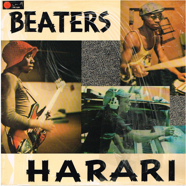 The Beaters – Harari 70s SOUTH AFRICAN Afrobeat Funk Soul Music ALBUM