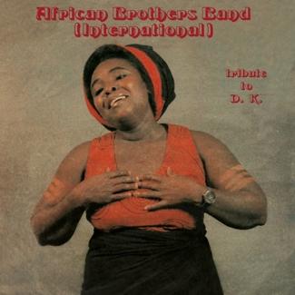 African Brothers Band International – Tribute To D.K. 80s GHANA Highlife Folk Music ALBUM