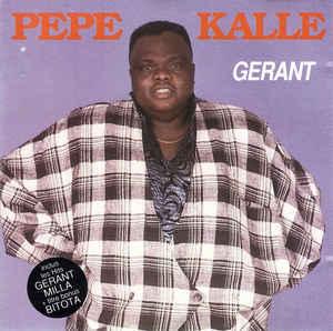 Peppe Kalle – Gerant CONGO Soukous Music ALBUM