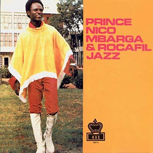 Prince Nico Mbarga & Rocafil Jazz – ST 70s NIGERIAN Highlife Soukous Music ALBUM