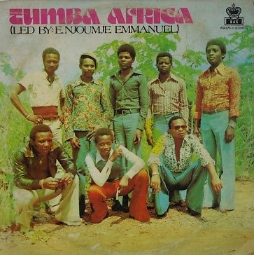 Tumba Africa  – ST 70s NIGERIAN Highlife Soukous Music Album
