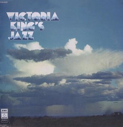 Victoria King's Jazz – S/T 70s KENYAN Benga Jazz Funk Music ALBUM