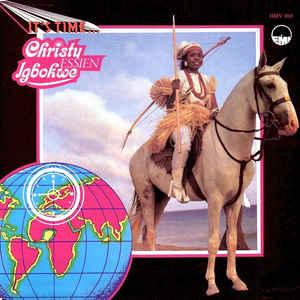 Christy Essien Igbokwe – It's Time 80s NIGERIAN Boogie Funk Disco Music ALBUM