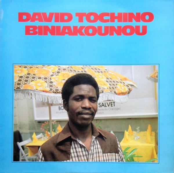David Tochino Biniakounou – S/T 80s CONGO Soukous Folk Music ALBUM