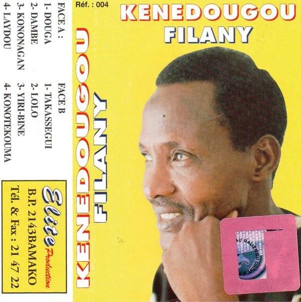 Douada Filany Sangare – Kenedougou 80s MALIAN Folk Wassoulou Music ALBUM