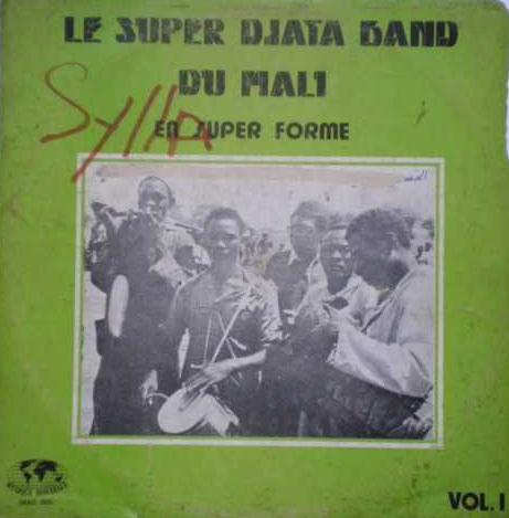 Le Super Djata Band Du Mali – En Super Forme Vol. 1 – 80s MALI Folk Manding Bambara Music ALBUM