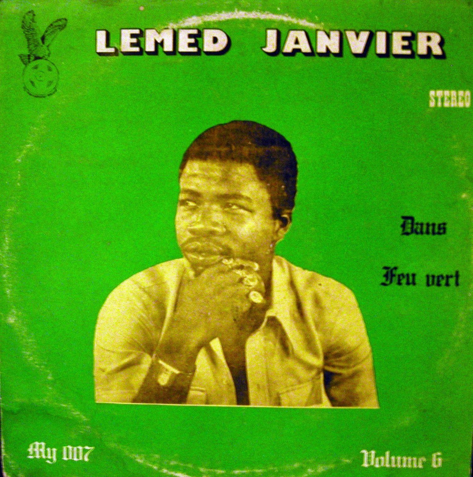 Lemed Janvier – Dans Feu Vert Vol. 6 BENIN Soukous Music ALBUM