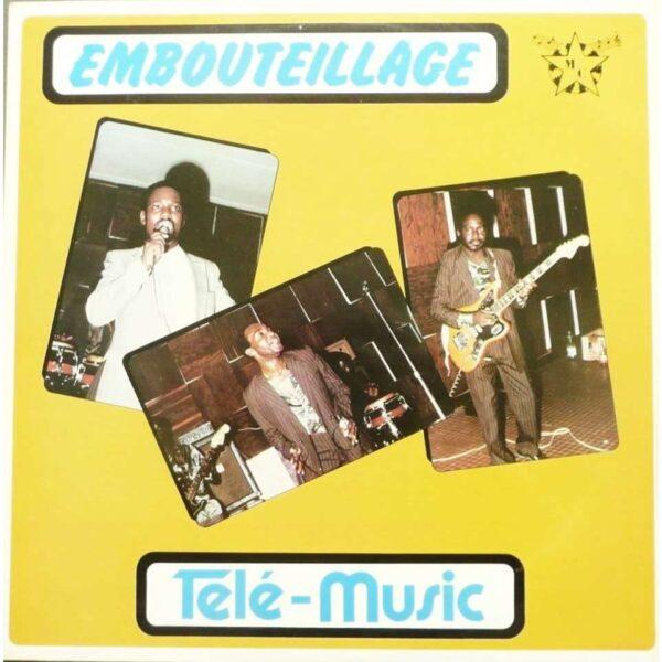 Orchestre Tele-Music – Embouteillage 80s CONGO Soukous Music ALBUM