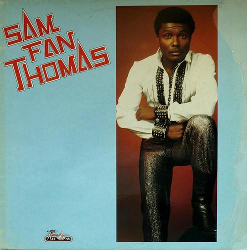 Sam Fan Thomas – Neng Makassi 80's CAMEROONIAN Soukous Makossa Music ALBUM