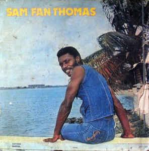Sam Fan Thomas – S/T 70s CAMEROON Soukous Folk Cuban Latin Music ALBUM