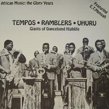 Various – Giants Of Danceband Highlife 50s 60s 70s GHANA Highlife Music ALBUM Compilation