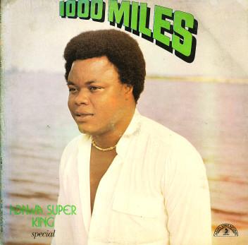 Admiral Dele Abiodun & His Top Hitters Band – 1000 Miles 80s NIGERIAN Juju Music ALBUM