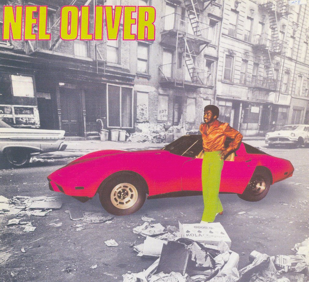 Neil Oliver – S/T In The Heart Of The Ghetto 80s AfroFunk Disco Boogie Music ALBUM