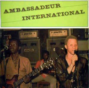 Ambassadeur International – Seydoy Bathily 80s MALI Folk Music ALBUM