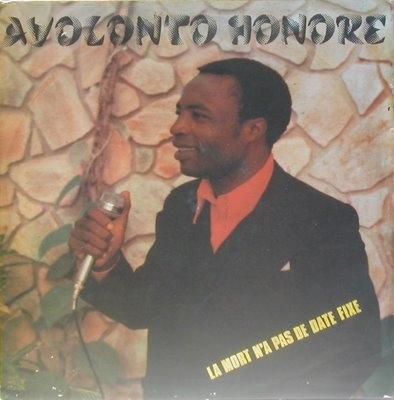 Avolonte Honore And Poly-Rythmo – La Mort N'A Pas De Date Fixe 80s BENIN Afrobeat Highlife Music ALBUM