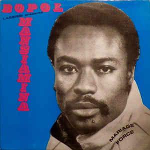 Bopol Mansiamina – Mariage Force 80s CONGO Soukous Music ALBUM