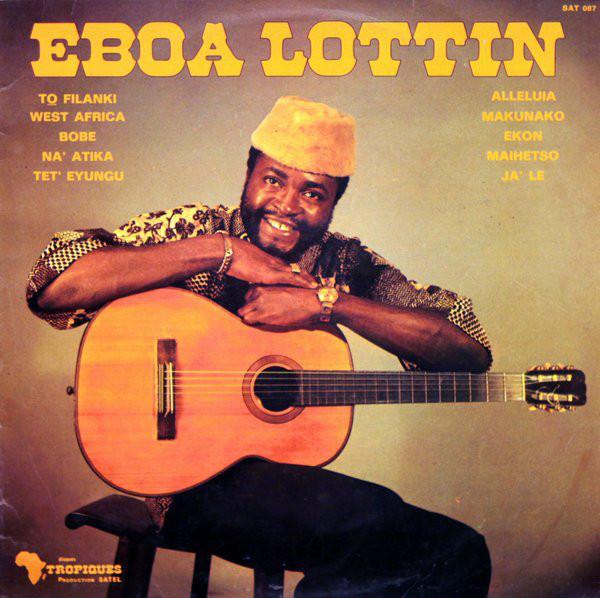 Eboa Lottin – S/T 70s CAMEROON Folk Music ALBUM
