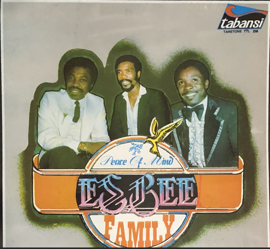 Esbee Family – Piece Of Mind 80s NIGERIAN Disco Soul Afro Synth Music ALBUM