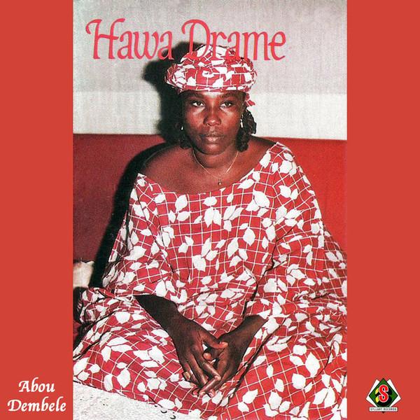 Hawa Drame – Abou Dembele 80s MALI Folk Music ALBUM