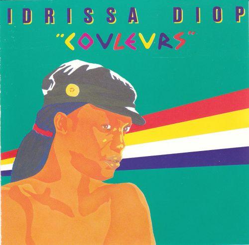 Idrissa Diop – Couleurs SENEGALESE Folk Soul Music ALBUM