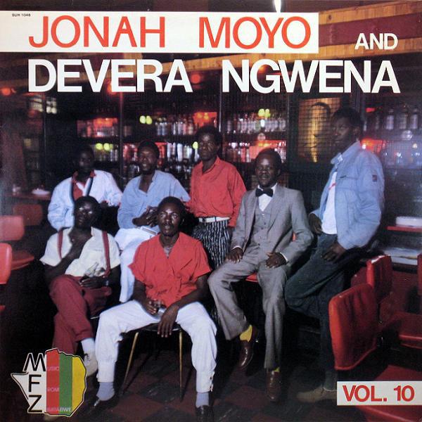 Jonah Moyo And Devera Ngwena – Vol. 10 – 80s ZIMBABWE Folk Music ALBUM