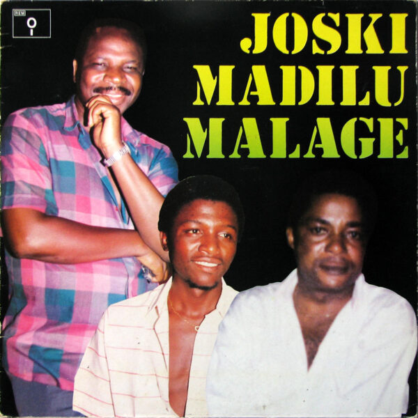 Josky Kiambukuta, Malage De Lugendo, Madilu System – So.Pe.Ka. 80s CONGO Soukous Music ALBUM