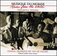 Kwabena Nyama – Ghana Musique De Vin De Palme