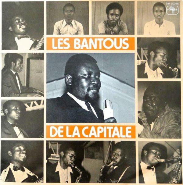 Les Bantous – Les Bantous De La Capitale 70s CONGO Latin Rumba Music ALBUM