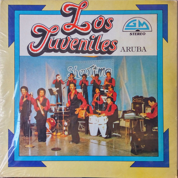 Los Juveniles – Aruba 80s Salsa Latin Music ALBUM