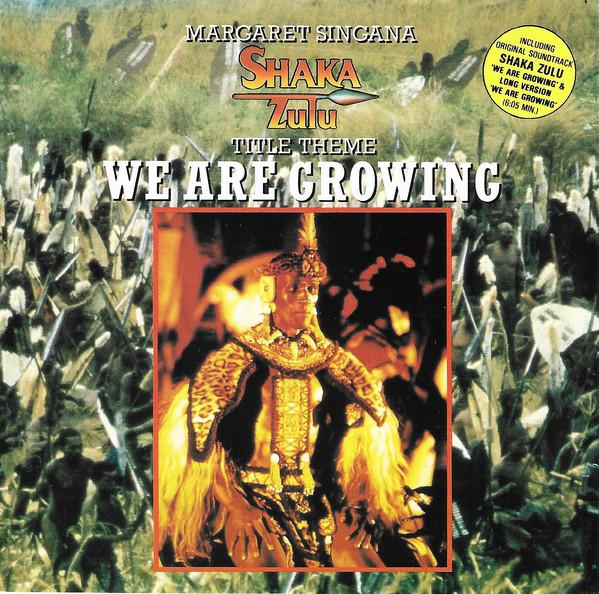 Margaret Singana – We Are Growing – Shaka Zulu (Lady Africa Meets Shaka Zulu) 80s SOUTH AFRICAN Pop Synth Music ALBUM
