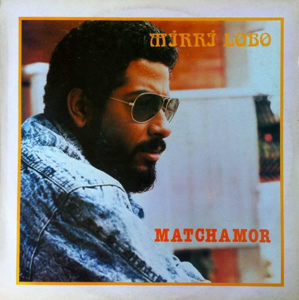 Mirri Lobo – Matchamor CAPE VERDE African Latin Music ALBUM