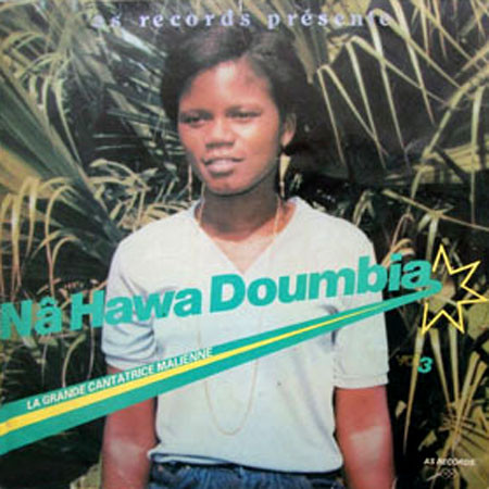 Na Hawa Doumbia – La Grande Cantatrice Malienne Vol. 3 80s MALI Folk Music ALBUM