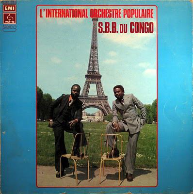 Orchestre Super Boboto – L'International Orchestre Populaire S.B.B. Du Congo 80's CONGOLESE Soukous Music ALBUM