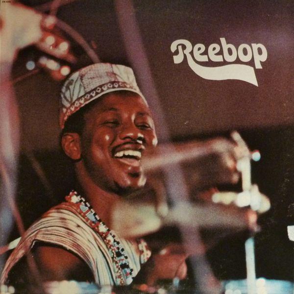 Reebop Kwaku Baah – Reebop 70's GHANA Afrobeat Funk Jazz Rock Music ALBUM