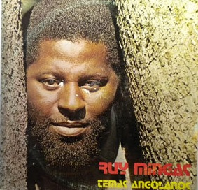 Ruy Mingas – Temas Angolano 70's ANGOLA Semba Folk Music ALBUM