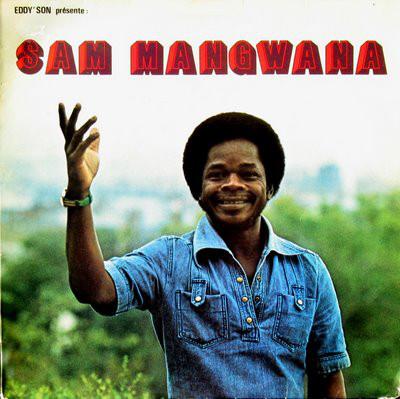 Sam Mangwana – S/T 70s GONGOLESE Rumba Soukous Music ALBUM