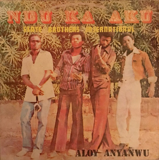 States Brothers International – Ndu Ka Aku 70s NIGERIAN Highlife Music ALBUM