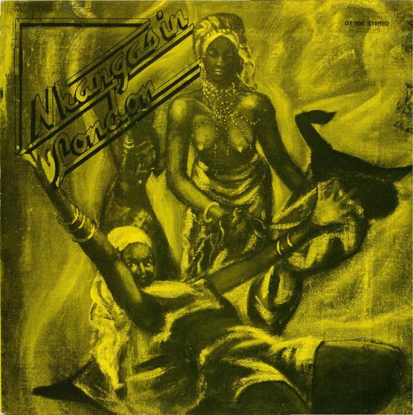 The Nkengas – Nkengas In London 70s GHANA Highlife Funk Music ALBUM