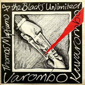 Thomas Mapfumo And The Blacks Unlimited – Varombo Kuvarombo 80s ZIMBABWE Reggae Folk Music ALBUM